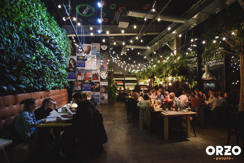 Restauracja Orzo
