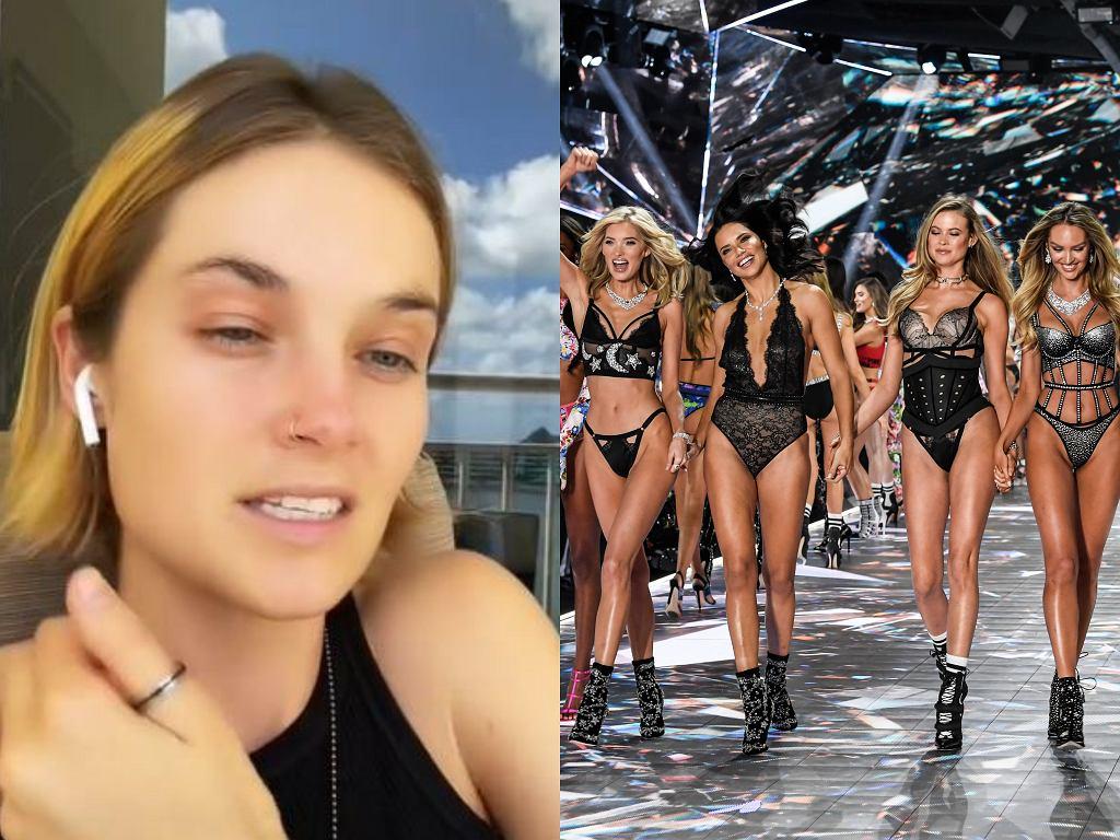 Bridget Malcolm, pokaz Victoria's Secret