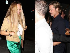 Brad Pitt, Sat Hari Khalsy