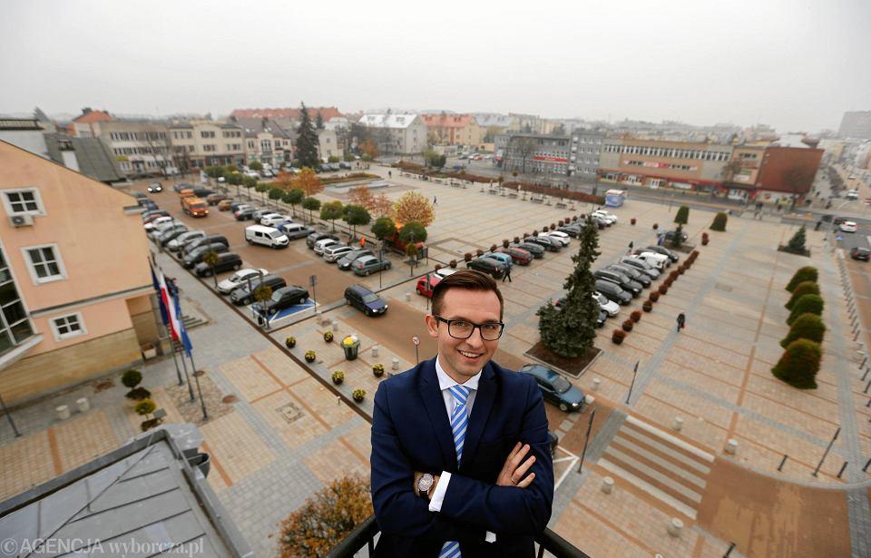 Krzysztof Kosiński, prezydent Ciechanowa