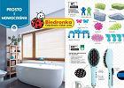 Prosta i nowoczesna łazienka - oferta Biedronki