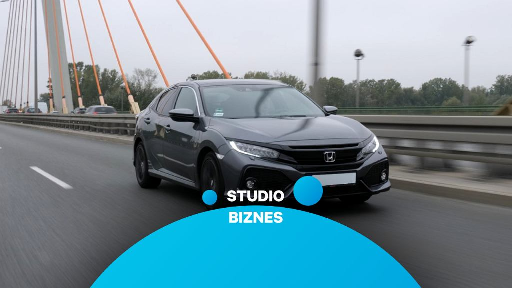 Studio Biznes - Honda Civic 1.0 VTEC Turbo to główna nagroda w plebiscycie The Best of Moto