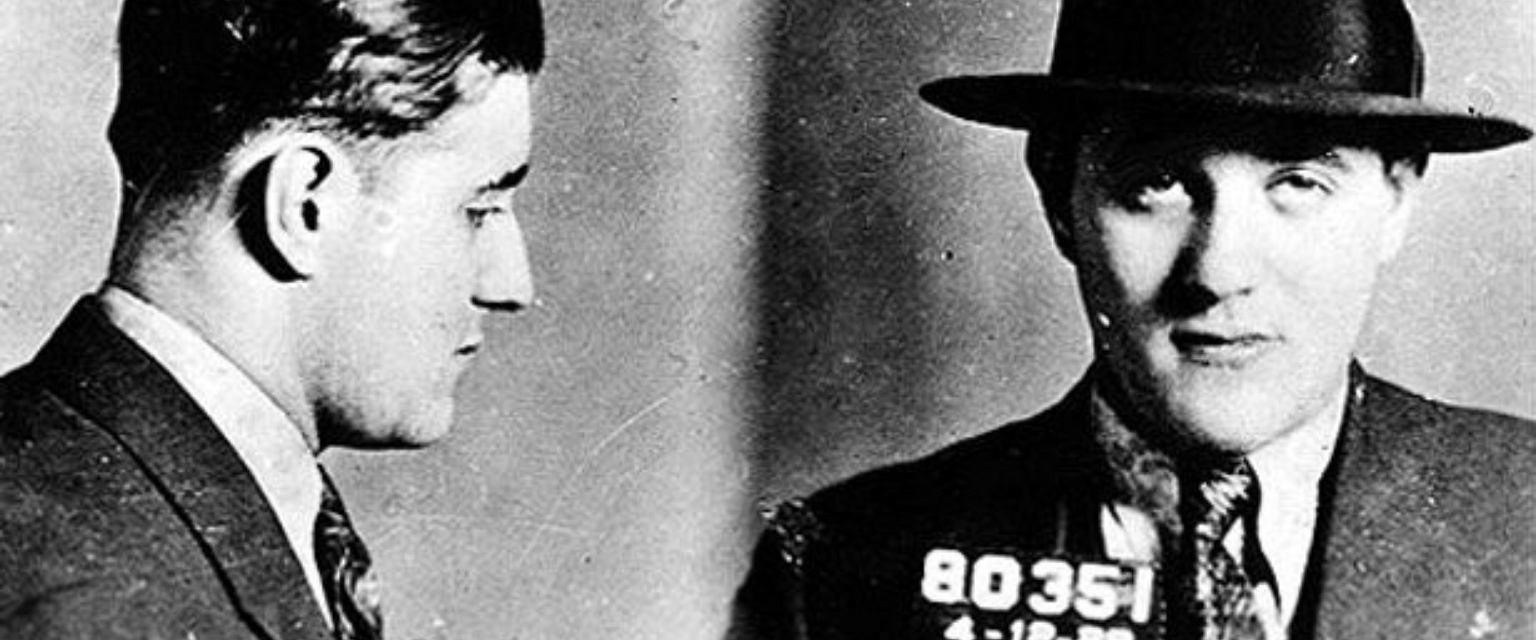 Benjamin Siegel ((fot. New York Police Department / Domena publiczna))