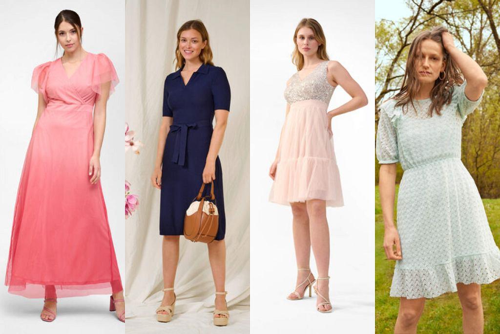 Eleganckie sukienki Orsay