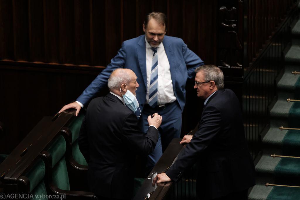 17 Posiedzenie Sejmu X Kadencji
