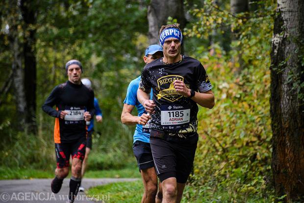 Zdjęcie numer 100 w galerii - Silesia Marathon. Chłód i wiatr niestraszne, rekord pobity! [ZDJĘCIA]