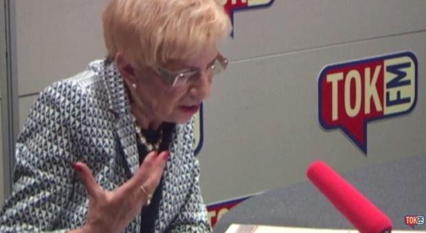 Janina Paradowska w