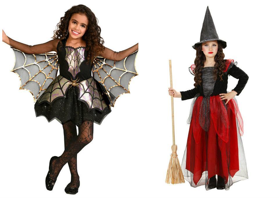 Halloweenowe przebrania