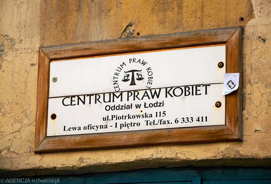Centrum Praw Kobiet w Łodzi