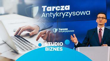Paweł Borys gościem programu 'Studio Biznes'