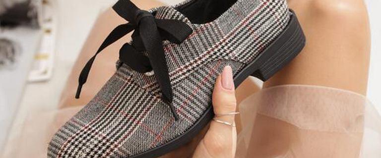 Buty na jesień. To propozycje dla pań, które nie lubią botków!