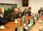 Minister skarbu państwa zbada sytuację w Gryfii. Na prośbę związkowców