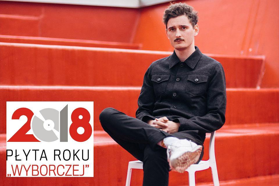 Dawid Podsiadło, autor albumu 'Małomiasteczkowy', Płyty Roku 'Wyborczej'