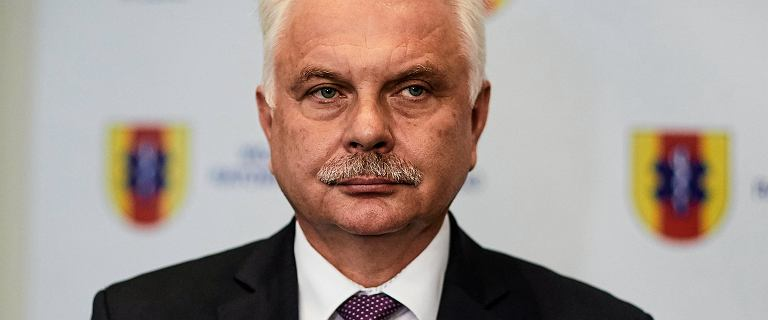 Waldemar Kraska: Dziś 767 nowych przypadków koronawirusa. Wzrost aż o 44 proc.