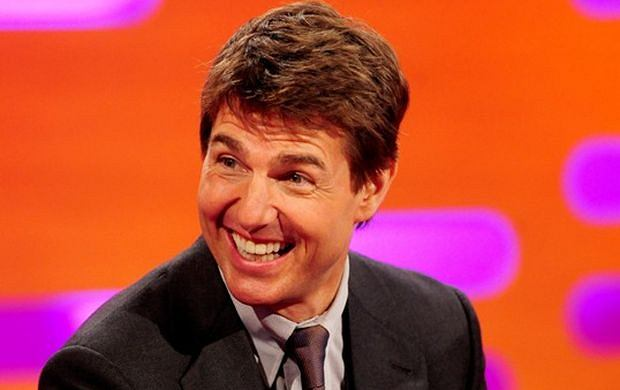 Tom Cruise, Graham Norton Show.