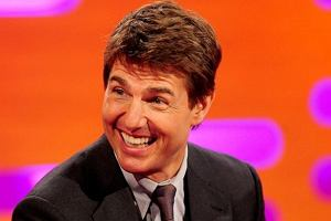 Tom Cruise, Graham Norton Show.