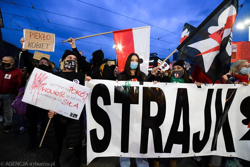 Strajk Kobiet we Wrocławiu