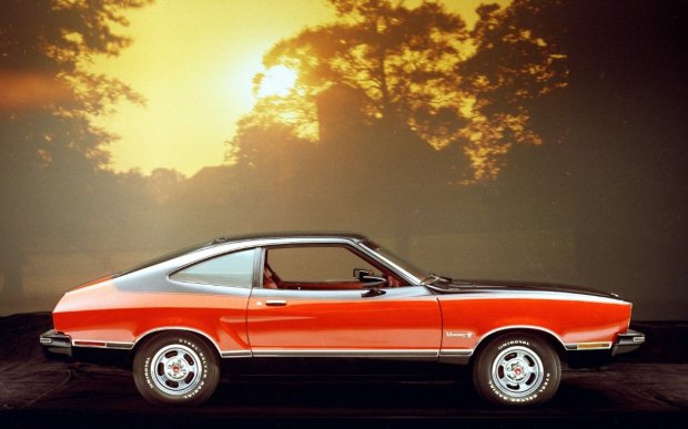 1976 Ford Mustang II Mach I