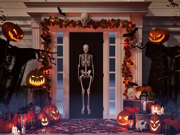 Impreza halloweenowa musi mieć specjalną oprawę. Zdjęcie ilustracyjne