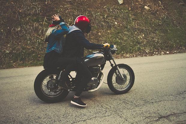 Motocyklem w trasę