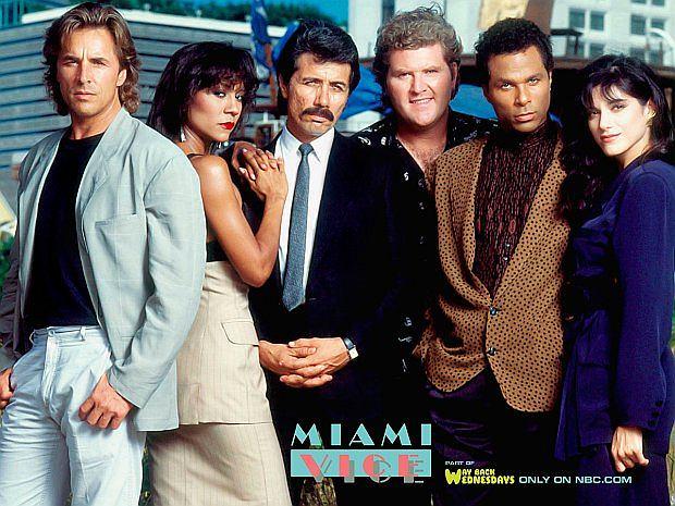 Chyba wszyscy z was oglądali Miami Vice