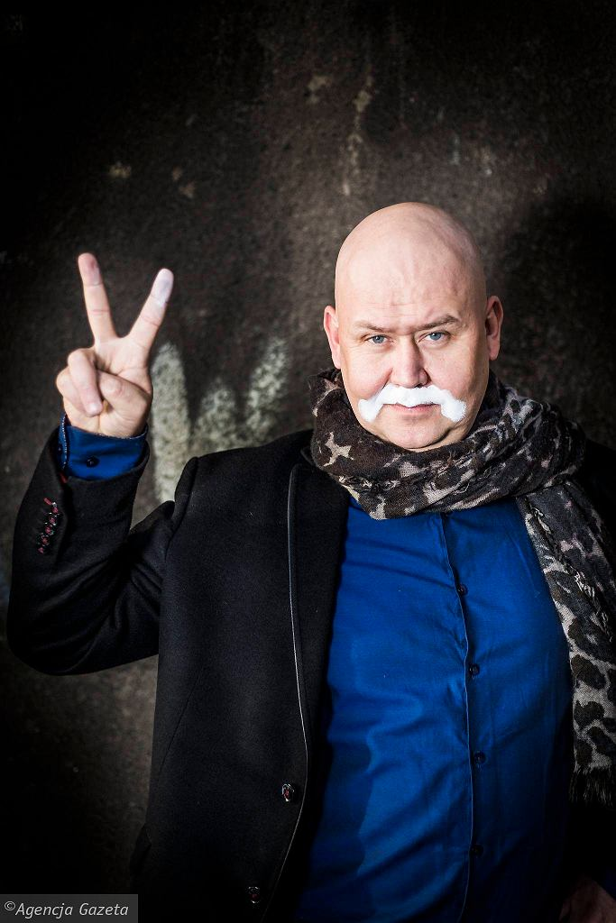 / Dyrektor teatru Łaznia Nowa Bartosz Szydłowski. Fot. Michał Łepecki