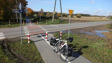 Szlak rowerowy Blue Velo w województwie zachodniopomorskim