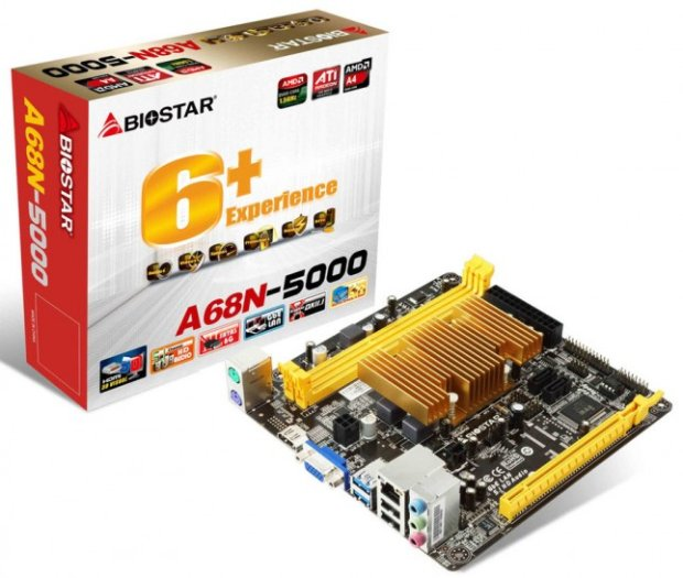 Biostar A68N-5000