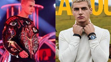 Mikołaj Śmieszek z 'Top Model'