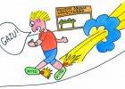 Podtlenek azotu w butach do biegania i taśmociągi na zawodach? Tak może wyglądać bieganie za 50 lat! [RYSUNKI]