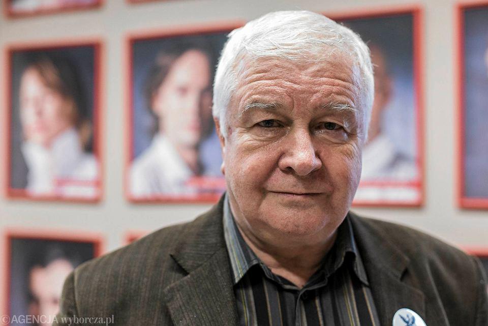Krzysztof Łoziński nowy przewodniczący KOD