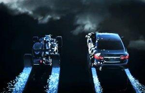 Wideo   Infiniti Q50 Eau Rouge   Inspirowane F1