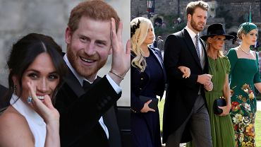 Księżna Meghan, książę Harry / Louis Spencer, Kitty Spencer