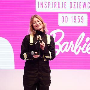 Iwona Blecharczyk ze swoją Barbie
