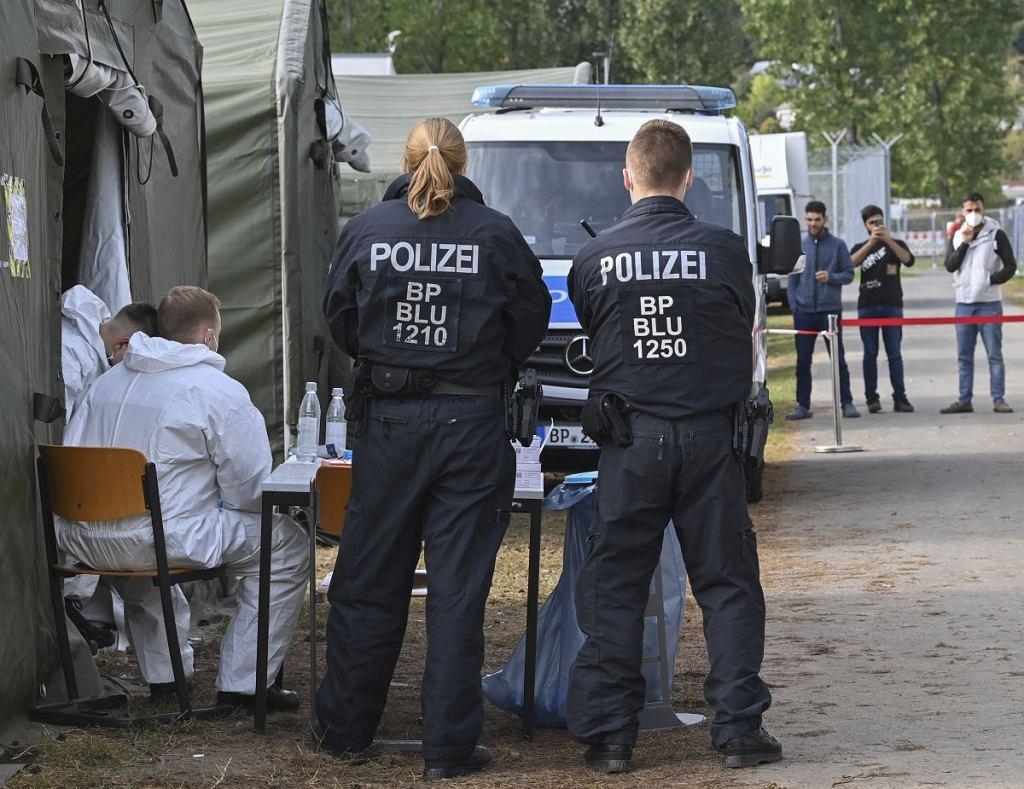 Coraz więcej migrantów trafia do Niemiec szlakiem z Białorusi przez Polskę