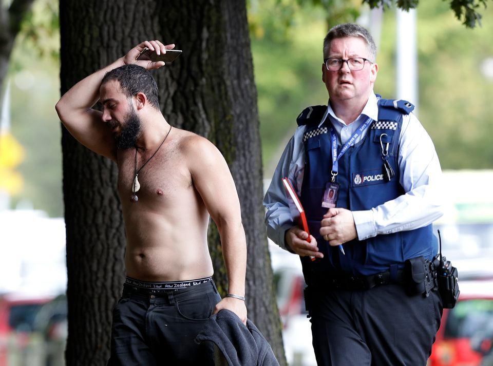 Nowa Zelandia. Tuż po strzelaninie w meczetach