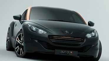 Peugeot RCZ R Concept