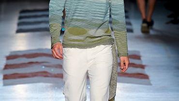 Ubrania z wiosennej kolekcji Missoni