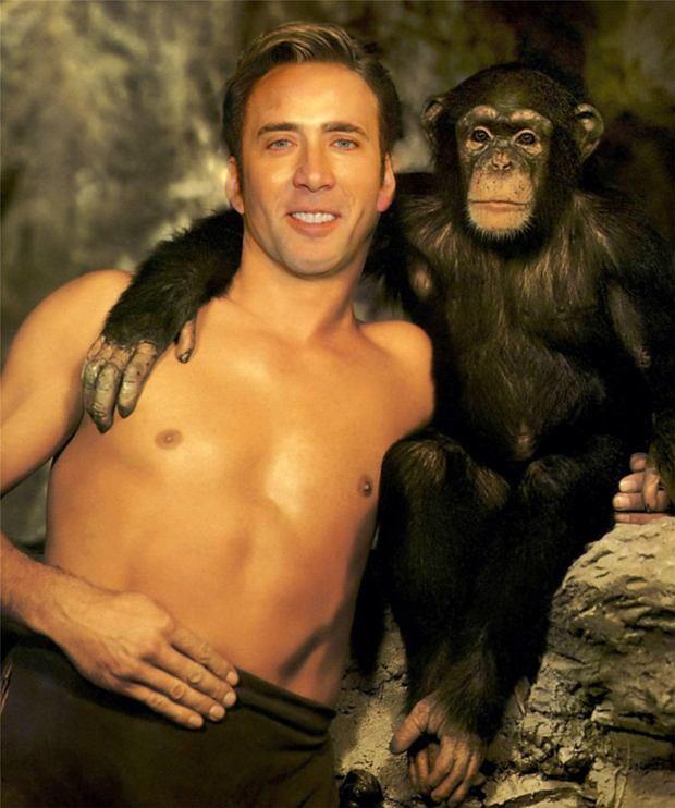 Nicolas Cage (tak, wiemy, że to przeróbka ;) )