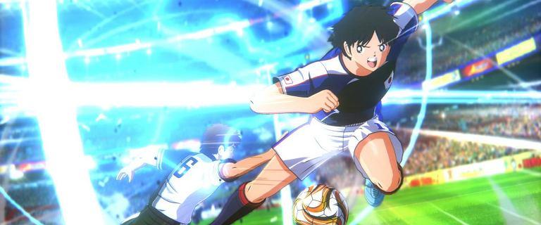 Kapitan Tsubasa powraca w grze. FIFA i PES będą miały konkurenta