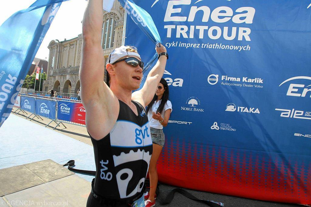 Enea Tri Tour - Triathlon w Szczecinie