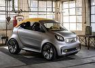 Nowe auta Smart będą tylko z Chin. Daimler dzieli się marką samochodów miejskich