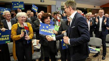 31 marca 2019, Targi Kielce. Spotkanie PSL przed wyborami do Parlamentu Europejskiego