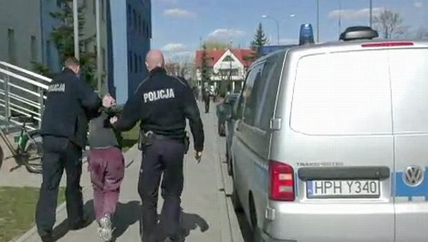 Atak na byłego prezydenta Siedlec. Wojciech Kudelski w szpitalu. Sprawca zatrzymany przez policję