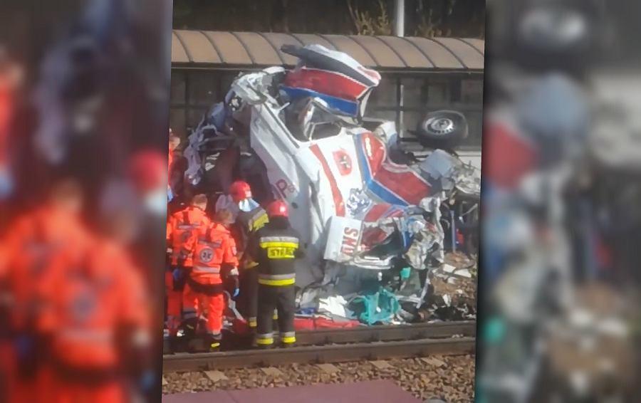 Tragiczny wypadek w Puszczykowie