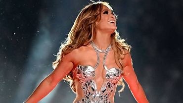 Jennifer Lopez - Super Bowl