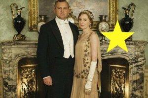 'Downton Abbey' - Hugh Bonneville i Laura Carmichael
