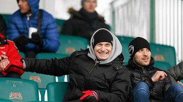 W kolejnym meczu sparingowym piłkarze Lechii Gdańsk zremisowali na stadionie przy Traugutta z I-ligową Olimpią Grudziądz 0:0. W meczu tym zabrakło jeszcze Sebastiana Mili, który mecz oglądał z trybun. W jego trakcie zrobił sobie wiele zdjęć z kibicami Lechii, rozdał też dziesiątki autografów. Zapraszamy na galerię zdjęć z meczu Lechia - Olimpia.