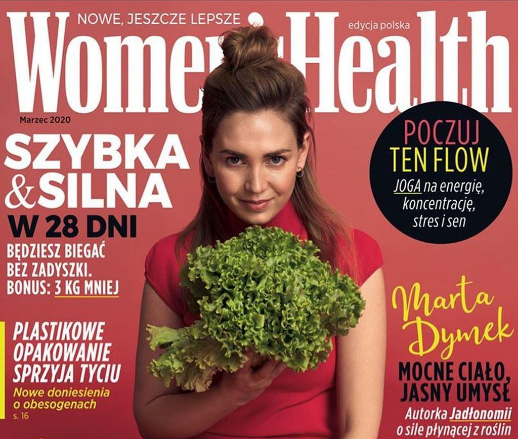 Marta Dymek w 'Women's Health'