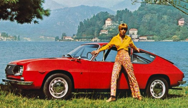 Lancia Fulvia Sport (Zagato)